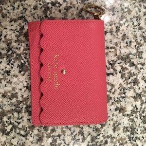 Beautiful Kate Spade pink wallet